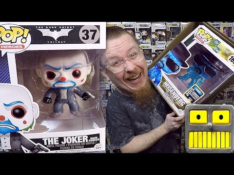 I Purchased A $14000 Funko Pop Vinyl Figures Grail Collection Part 5