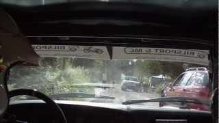 Midnattssolsrallyt 2012 SS20 Skeppsta -Öllösa Toyota Celica 3:a totalt
