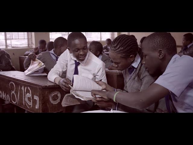 Ali Kiba's girlfriend plays Bahati's love interest in his