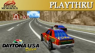 Daytona USA Deluxe [PC] by SEGA [HD] [1080p60]