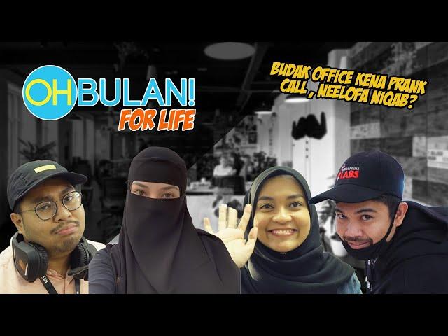 [OB FOR LIFE] Plan Nak Prank Call Budak Office, Last Last Hati Ash & Dan Yang Kena Prank.. Sedih!