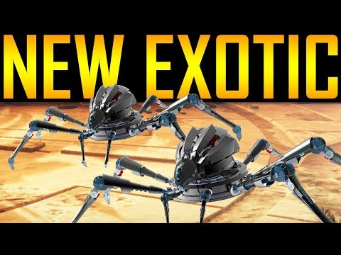Destiny 2 - NEW EXOTIC! THE COLONY!