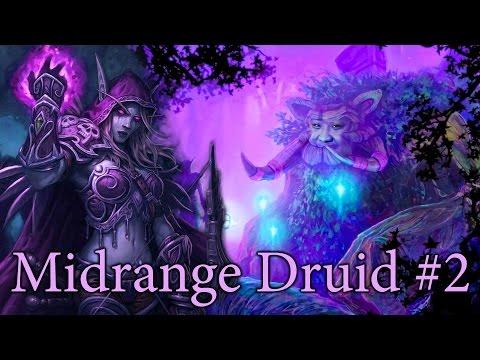 Hearthstone Midrange Druid S21 #2: Forethought