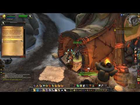 The Legend Of Rethu Ironhorn Quest ID 38787 Playthrough Broken Isles