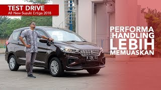 Test Drive All New Suzuki Ertiga 2018