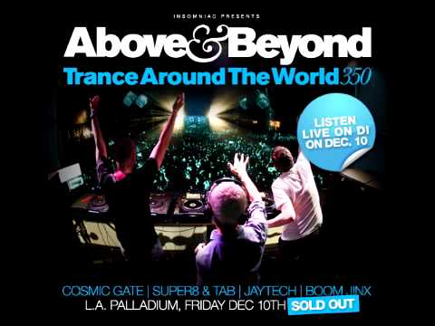 Above & Beyond - Trance Around The World 350 (10.12.2010)