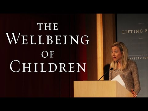 Individual Rights and the Wellbeing of Children - Jenet Erickson