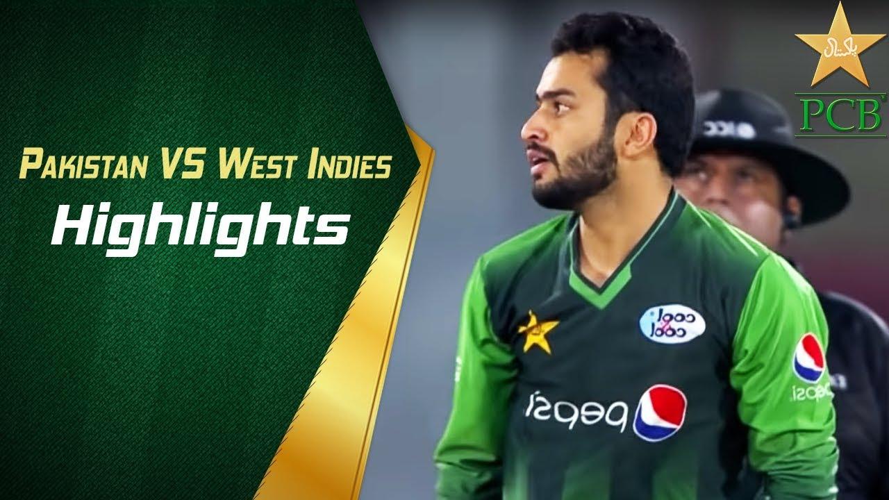 As it happened - Pakistan v West Indies
