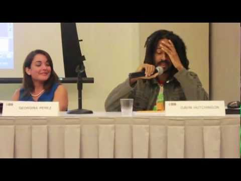 Dutty Bookman (Manifesto|JA) at the Caribbean American Youth Leadership Forum 2011 [Q&A 1 of 2]