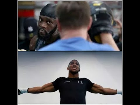 BREAKING! DEONTAY WILDER CONFIRMS TALKS WITH ANTHONY JOSHUA
