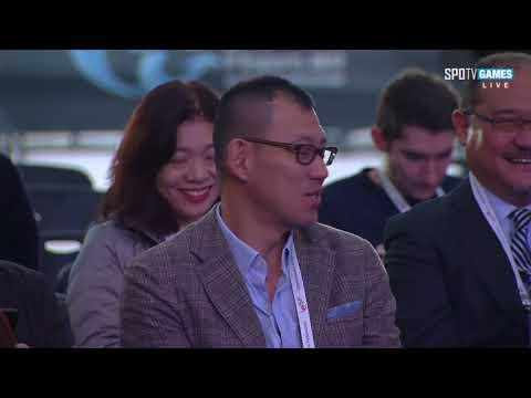 [LoL] Israel vs China set 1 [2017.11.12] 9th IeSF World Championship
