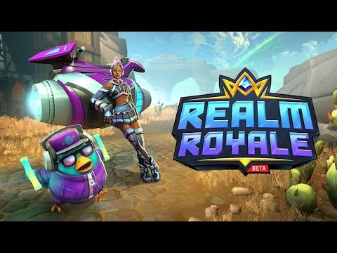 Realm Royale - OB19 Update - Available Now!