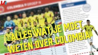 GROEP H - COLOMBIA: 'Alles Moet Samenvallen Voor PSV-er Arias en Ex-Ajacied Sánchez'