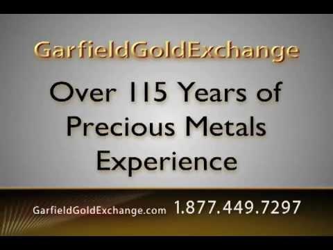 Garfield Gold Exchange Commercial (30 seconds) - Garfield Refining Scrap Metal Refinery