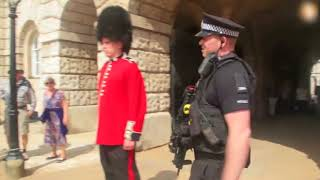 Don't Mess With The Queens Guard (Read Description)