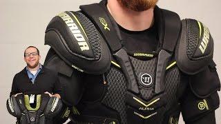 Warrior Alpha QX Protective Locker Room Overview    Pure Hockey