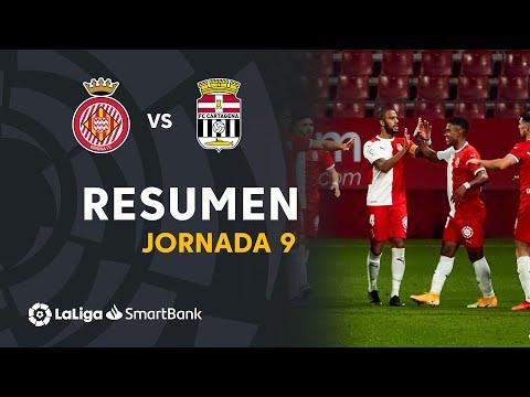 Girona Cartagena Goals And Highlights