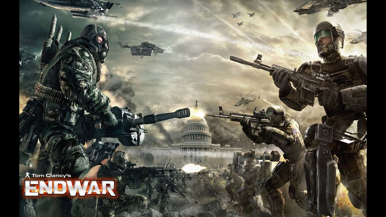 Ghost Recon Future Soldier Hd Wallpaper Best Game Ever Tom Clancy S End War Youtube