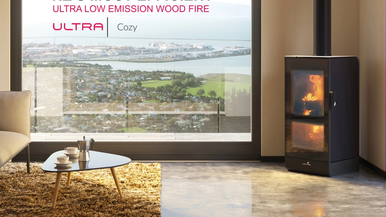 Jayline Ul 200 Wood Fire Nz S Most Efficient Ultra Low