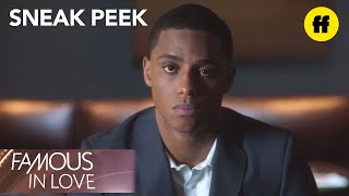 Famous in Love: Season 2, Episode 9 Sneak Peek: Jordan Gets Deposed | Freeform