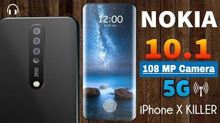 NOKIA 10 .1 Introduction Concept Design, 5 Camera Smartphone from NOKIA is here !!