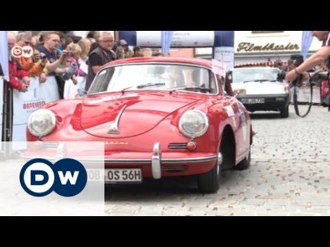 Oldtimer pur: Kitzbüheler Alpenrallye 2015 | Motor mobil