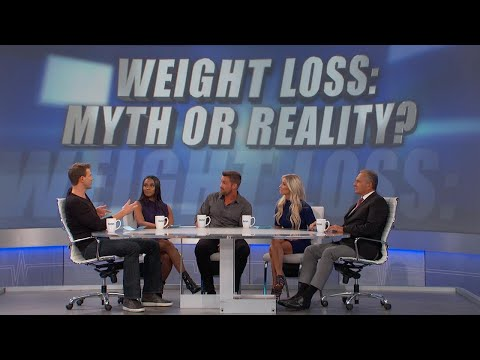 Chris and Heidi Powell Weigh in On Weight Loss Myths