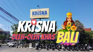 Gambar cover #WisataBali #Jajanan #keluarga KRISNA OLEH-OLEH KHAS BALI (JAJANAN SUPER BALI)