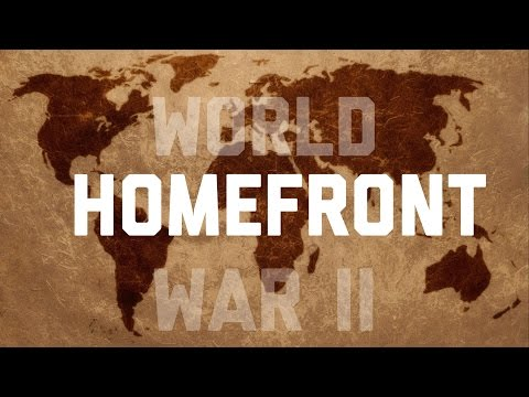 Homefront USA WWII