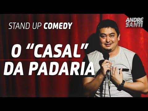 OS AMIGOS DA PADARIA | André Santi | Stand Up Comedy