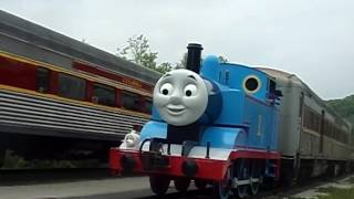 CVSR Day out with Thomas on May 13 & 14 2017.