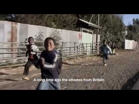 Running to the Limits documentary