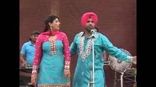 atma budewal    aman rozi    branded in mele mitran 2014    latest brand hit song 2014