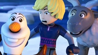 LEGO Disney Frozen Northern Lights – Official Trailer | Disney