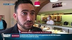 Élections municipales: à Moissac (Tarn et Garonne), le candidat RN est arrivé en tête
