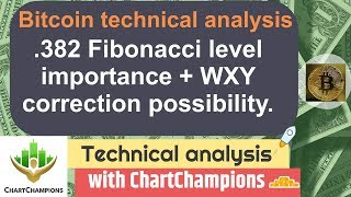BTC - Bitcoin Technical Analysis - .382 Fibonacci is so important.