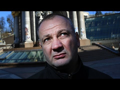 Иван Бубенчик рассказал, как убивал БЕРКУТ из автомата Калашникова на евромайдане