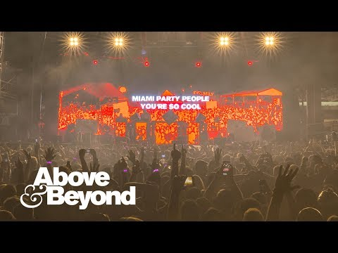 Above & Beyond: Common Ground Miami, RC Cola Plant 2018 (Recap)