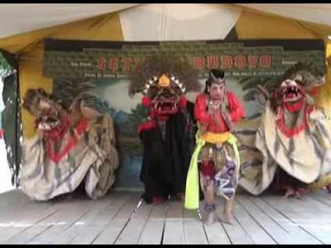 Barongan Setyo Budoyo Live Gondang Manis Kudus (14 September 2016)