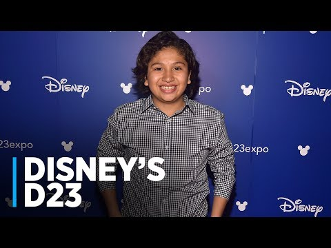 COCO: Anthony Gonzalez at Disney