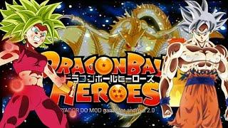 Gambar cover NOVO MOD! DRAGON BALL HEROES TAP BATTLE DUBLADO PARA ANDROID - DOWNLOAD