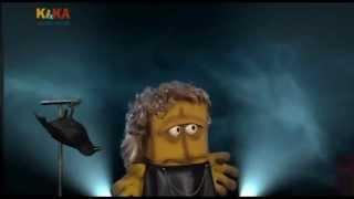 Bernd das Brot - KiKa Nachtschleife (Superbrot)