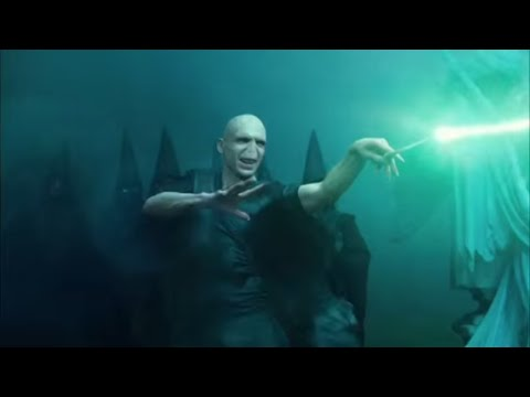Harry vs. Voldemort | Harry Potter and the Goblet of Fire