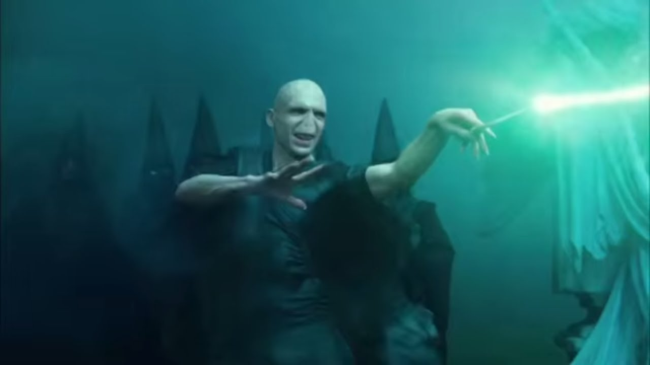 Harry vs  Voldemort | Harry Potter and the Goblet of Fire
