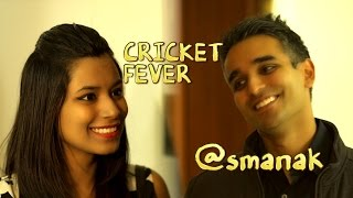 #sanjaysketch: Cricket Fever: Episode 1 (the Date)