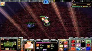 naruto vs bleach №8(warcraft 3 )v 2.0a
