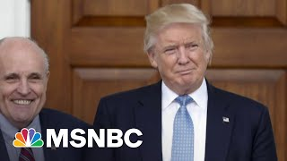 Trump Resorts To Blogging After Losing Election And Right To Tweet | The Beat With Ari Melber