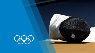 Olympics: The Evolution of Fencing | Faster Higher Stronger