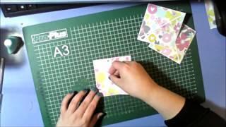 [ CARTERIE] n°5 Carte triangle