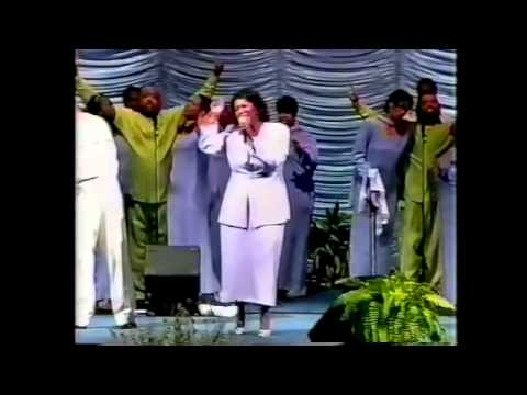 Walter Hawkins & The Love Center Choir LIVE In D.C. - Jesus Christ Is The Way/Is There Any Way